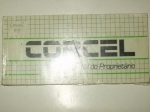 Corcel 2 1984 Manual Do Proprietario